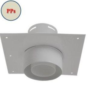 Plaque plafond C9 + Tuyau L   15 cm -Tubage Flexible PPL pour Chaudières gaz a510a08c554a