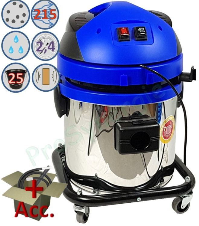 Aspirateur Neso 230D - cuve 23 litres - 1200 watts