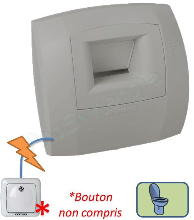 bouche wc avec d tection pr sence bahia curve vmc double flux prosynergie. Black Bedroom Furniture Sets. Home Design Ideas