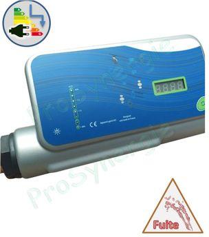 Plus adapté Traitement physique du calcaire - antitartre   Prosynergie FC-85