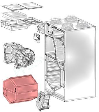 Echangeur Vmc Double Flux Dee Fly Cube 300 Et 370 Prosynergie