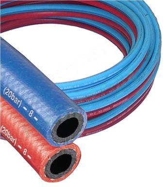 gamme exceptionnelle de styles et de couleurs magasins populaires sur des coups de pieds de tuyau de chalumeau jumelé oxy acétylène | Prosynergie