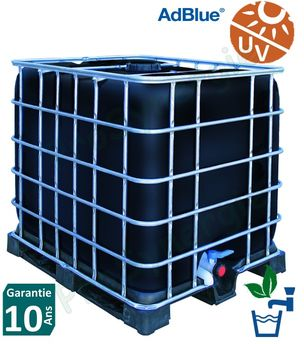 Cuve Aérienne Polyéthylène à Stockage Deau Prosynergie