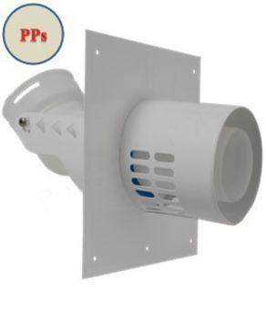 Plaque murale B3 + Coude Intégré - Tubage Flexible PPL pour Chaudières gaz  Condensation ou fioul ab6cece84b15