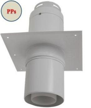 Plaque plafond C9 + Tuyau Réglable de 5 à 30 cm - Tubage Flexible PPL pour f47581ba6d52